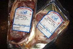 シャラン産鴨肉